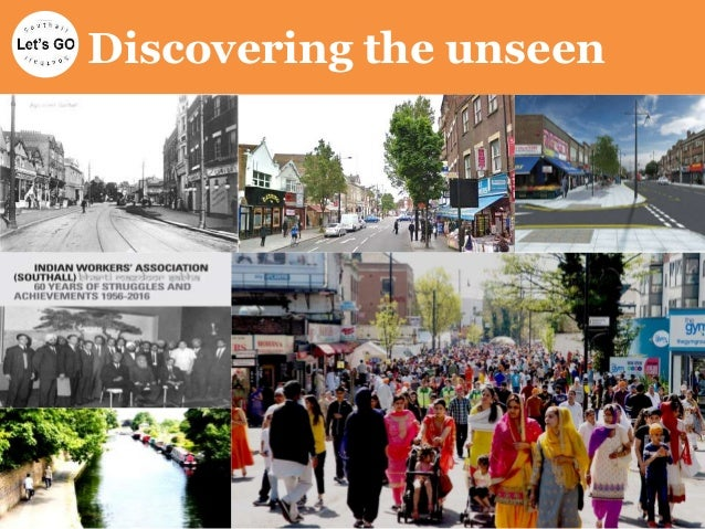 Discovering the unseen