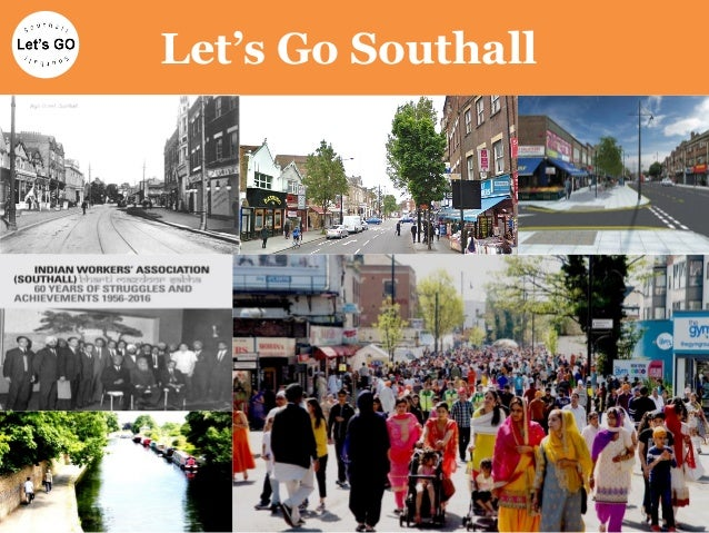 Let's Go Southall