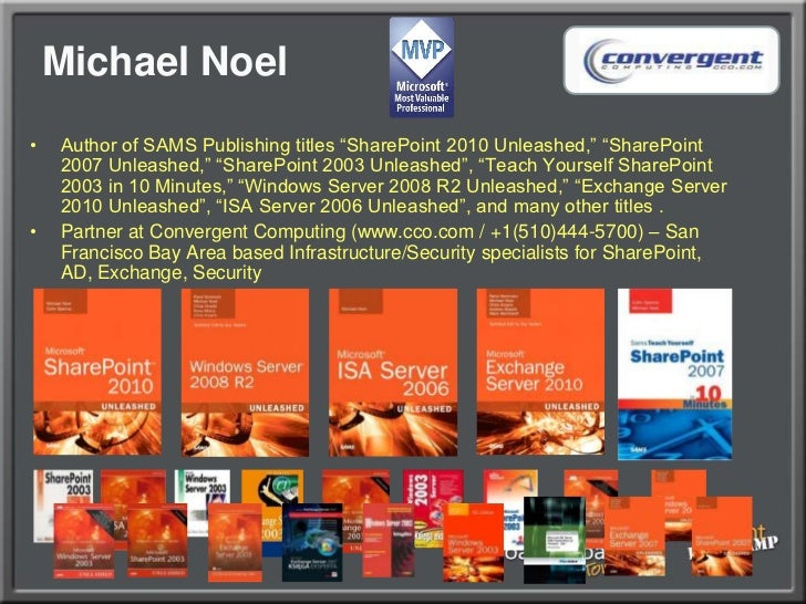 SAMS SHAREPOINT 2010 UNLEASHED EPUB DOWNLOAD
