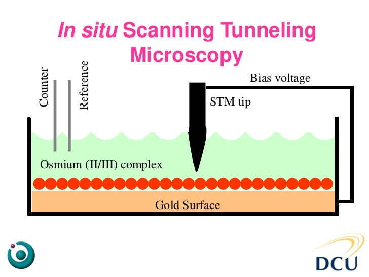 In situ Scanning Tunneling                   Microscopy            ReferenceCounter                                       ...