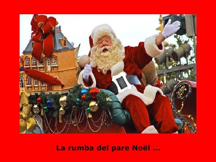 La rumba del pare Noël ...