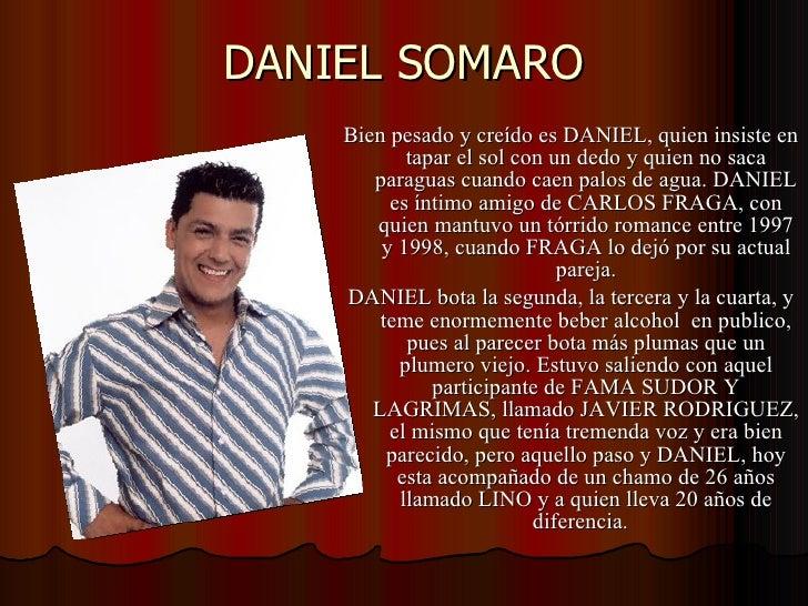 Daniel sarco gay
