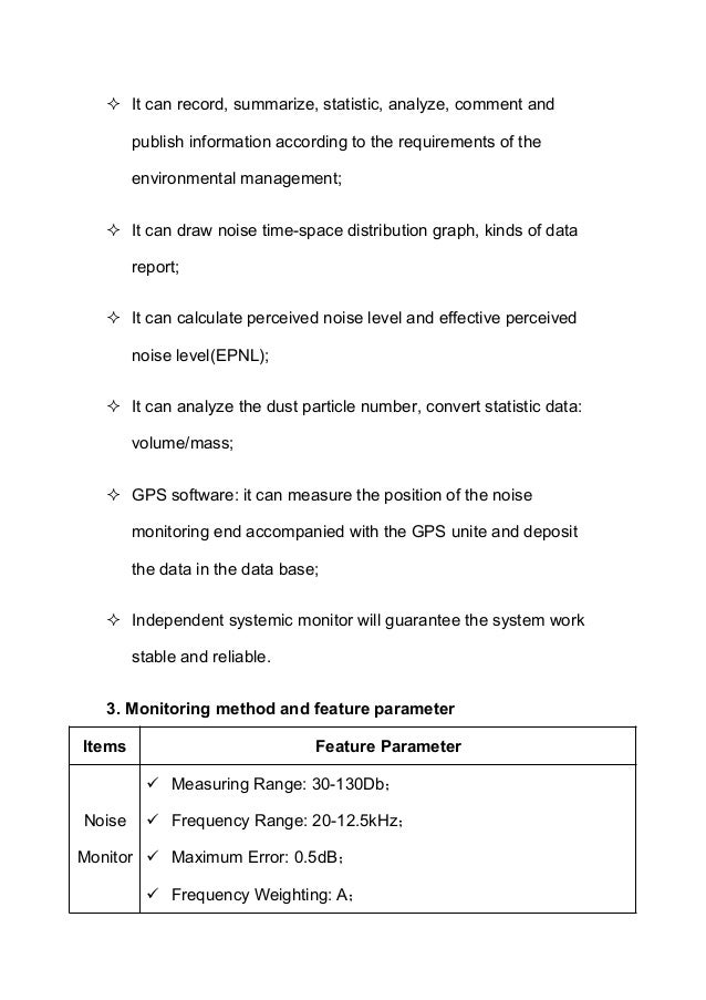 Environment Noise and dust Video monitoring system in Construction Fi – Macromolecule Worksheet