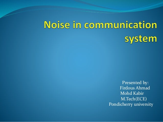 Electronic Communication Systems - Kennedy And Davis Pdf