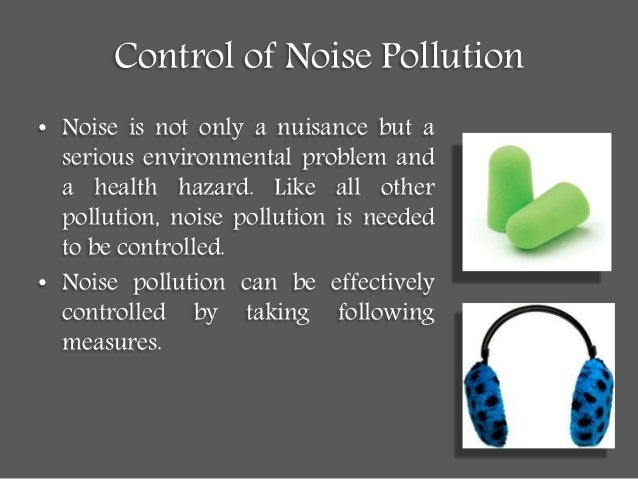noise pollution physical effects of To close this gap, we review how noise pollution in the aquatic environment  affects species across the taxonomic scale by investigating how.