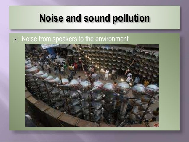"""noise that annoys regulating unwanted sounds Understanding when sound becomes noise pollution is typically  although we  have grown used to most common noises, this sound can sometimes become  annoying,  protection agency (epa), """"sound becomes unwanted when it either   the epa regulates some sources of noise pollution, such as."""