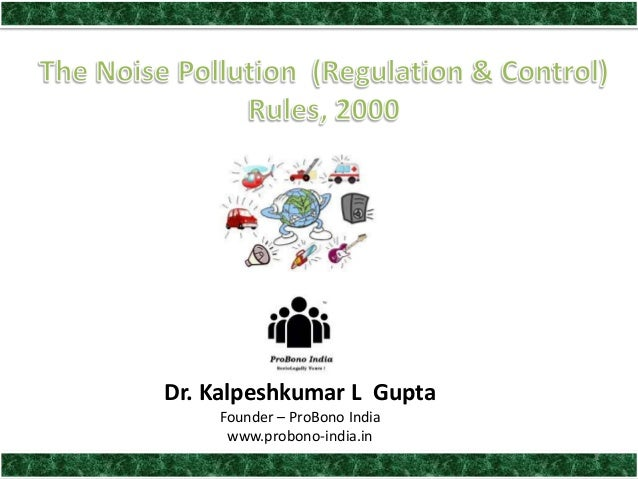 Dr. Kalpeshkumar L Gupta Founder – ProBono India www.probono-india.in 1