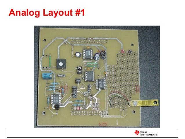 noise reduction techniquesElectronic Circuit Noise Reduction #21