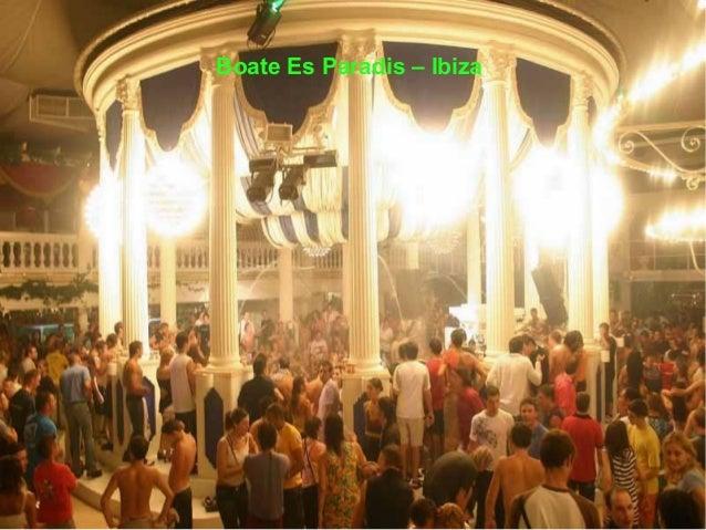 Boate Es Paradis – Ibiza