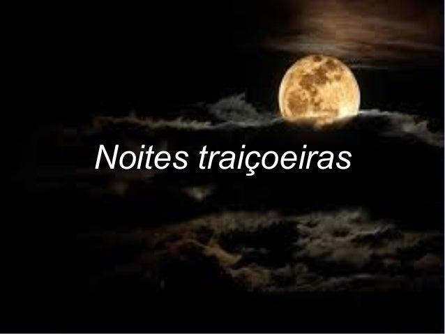Noites traiçoeiras