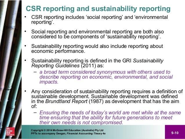 social and environmental accounting definition