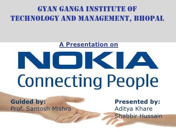 GYAN GANGA INSTITUTE OF <br />TECHNOLOGY AND MANAGEMENT, BHOPAL<br />A Presentation on<br />Presented by:<br />Aditya Khar...