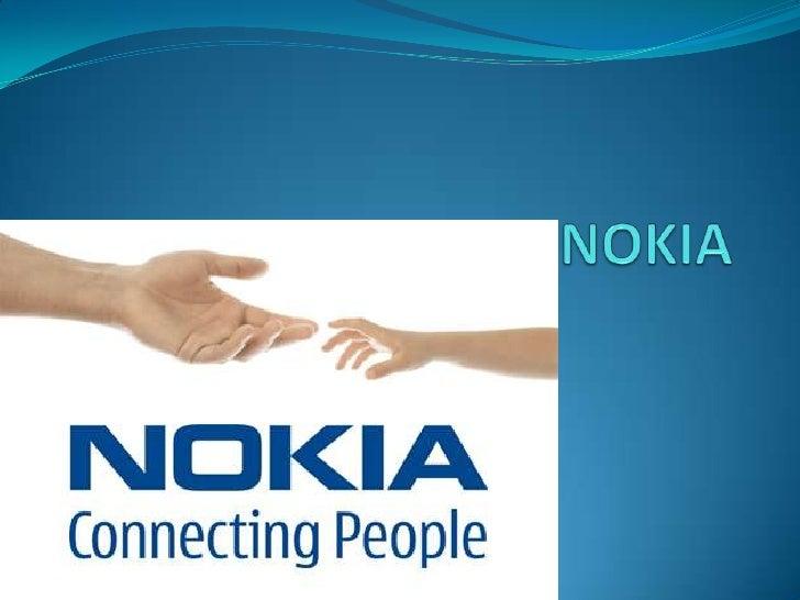 Introduction Nokia: smartphones Quarterly figures:       1st quarter 2012                           1st quarter 2011    ...