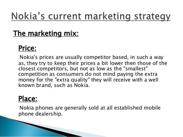 nokia branding strategy