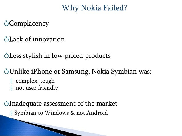 Nokia's Business Strategy in India