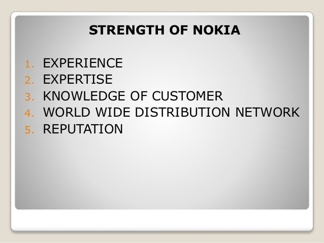 nokia swot Ebscohost serves thousands of libraries with premium essays, articles and other content including nokia corporation swot analysis.