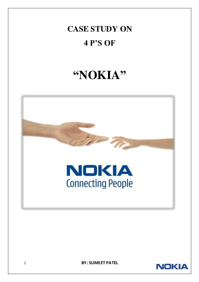 nokia company This blog was created to follow nokia company as a part of a study project for the marketing class at bmcc college.