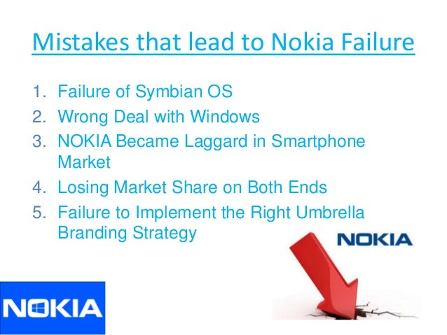 branding strategy of nokia Nokia is losing market share in india's 30,000 crore-a-year mobile handset market recently idc said nokia's share of the  branding strategy new.