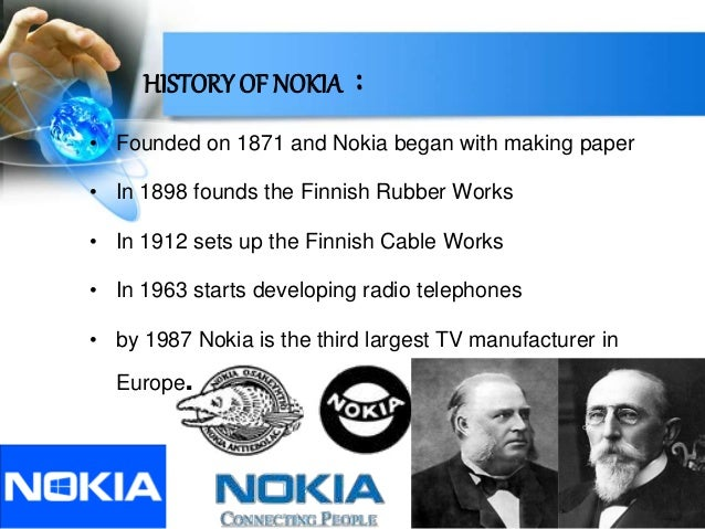 nokia marketing strategy The marketing mix strategies 1 product nokia's main product is mobile phone and it has a wide range of product portfolio including over a hundred devices.
