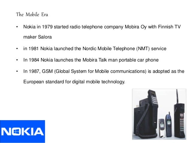 international marketing strategy for nokia The cmo of hmd global, which owns the rights to the nokia brand in smartphones, believes he has a once-in-a-lifetime opportunity to revive a much-loved brand.