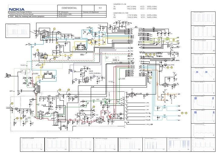 Nokia Circuit Diagram