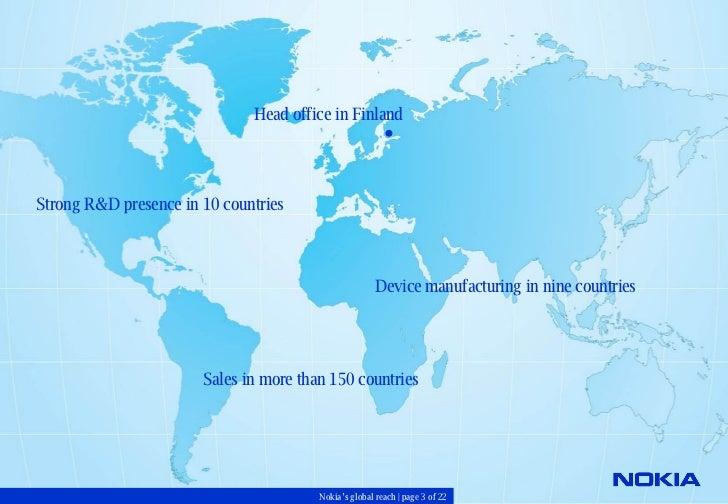 Nokia Corporate Overview 01jul08 Slide 3