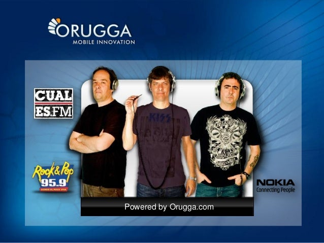 Powered by Orugga.com