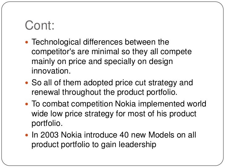 nokias pricing strategy Welcome to the official nokia phones website whether you're looking for an award-winning android smartphone, a retro favourite or your next accessory, you'll find it here at nokia phones.