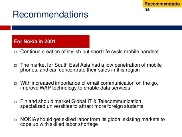 sales promotion technique of nokia Sales promotion: definition sales promotion represents a variety of techniques used to stimulate the purchase of a product or brand sales promotion has a tactical, rather than strategic role in marketing communications and brand strategy.