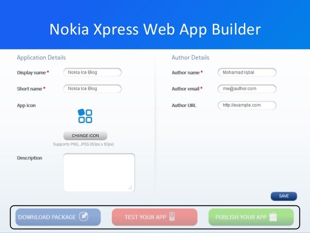 Nokia Developer Offering Series 40