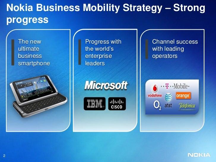 Nokia E7 Smartphone Nokia And Ibm Co Operation