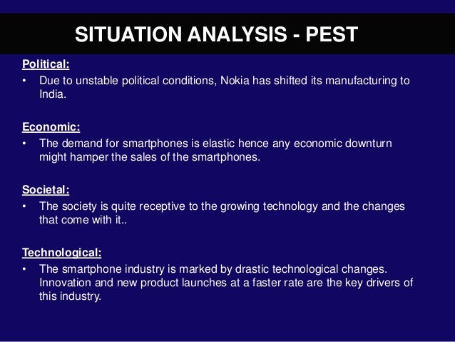 pest analysis on smartphone industry General research recommendations for the pest (political-legal, economic,   market research reports that combine data & analysis of the  tied to mobile  computing, online advertising, tablets, smartphones, mobile.