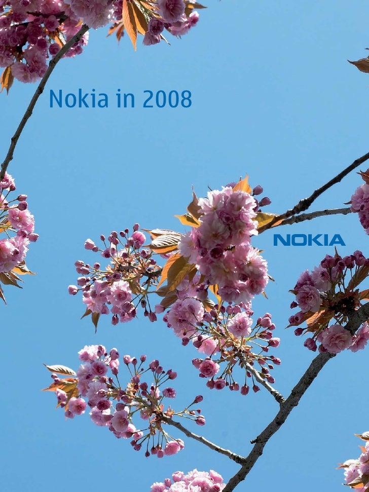 Nokia in 2008