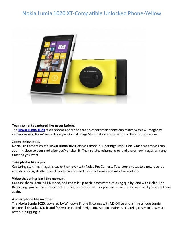 what is considered documents and data on iphone nokia lumia 1020 xt 1020