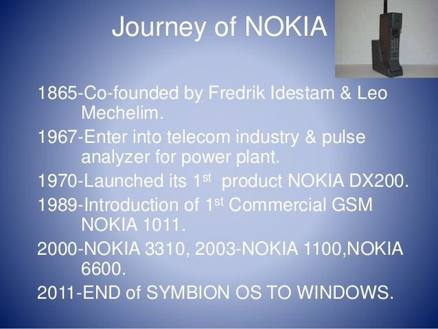 strategy implementation nokia This case study examines the role of design at nokia and how design affects the entire businessfrom a global perspective it examines, the design strategy,history and.