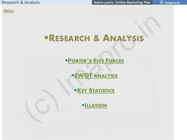 research proposal for nokia Marketing research proposal to blackberry +.
