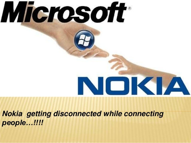 Nokia getting disconnected while connecting people…!!!!