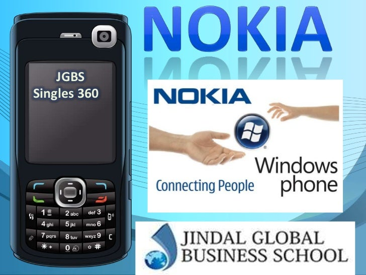 nokia microsoft alliance Assignment reference me/jan11/1 razman tengku othman, 8024686 nokia- microsoft alliance nokia nokia is the biggest mobile phone maker in the world with a record of shipment of 400 million phones, meaning more than one million every day mobile communication evolves rapidly in early 2000, where the.