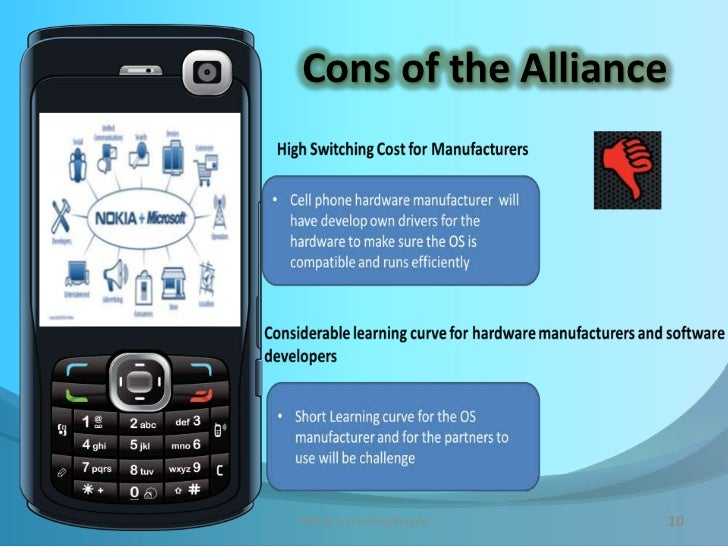 Microsoft's Strategic Alliance with Nokia