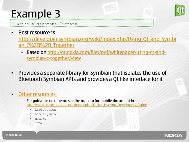Qt installer для symbian 3