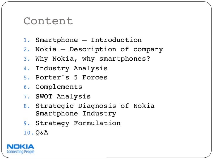 nokia strategic plan View ilkka anttila's profile on linkedin, the world's largest professional community ilkka has 9 jobs listed on their profile see the complete profile on linkedin and discover ilkka's connections and jobs at similar companies.