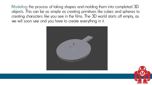 Viewport: the window that allows you to view your 3D scene