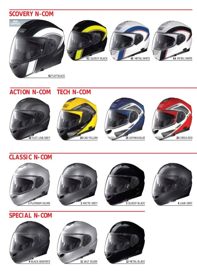 nolan x lite grex catalog helmets 2015. Black Bedroom Furniture Sets. Home Design Ideas