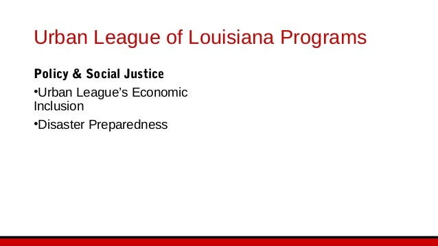 National Urban League Young Professionals Leadership