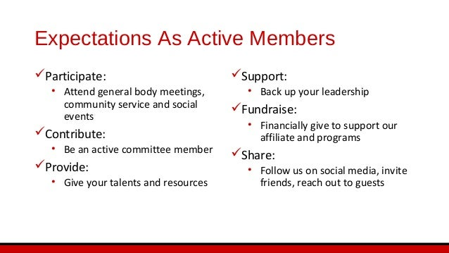 Chapter Programs The Well-Rounded Professional •Join the Movement •Be the Movement •Lead the Movement •Sustain the Movemen...