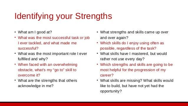 Write your top five weaknesses TOP FIVE WEAKNESSES 1 2 3 4 5