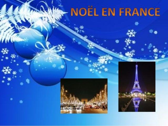 No l en france pablosss - Noel en france les traditions ...