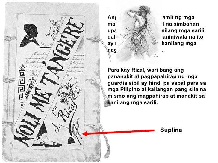 Suplina Ang suplina ay ginagamit ng mga mapanata sa kolonyal na simbahan upang saktan ang kanilang mga sarili dahilan sa k...