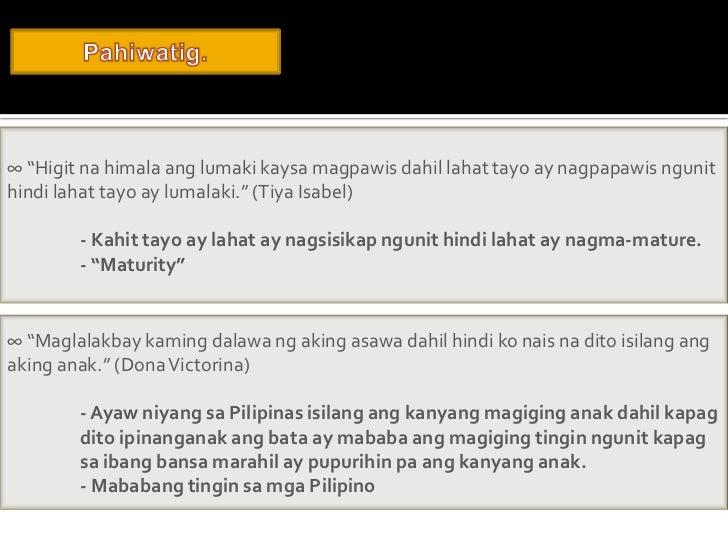 Famous Line Ng Mga Artista : Noli me tangere kabanata