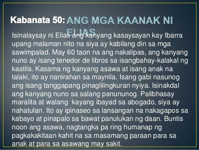 mag tauhan sa noli me tangere kabanata 50 Ang pagsasanay na ito ay naglalayong hahasain ang kabatiran ng mga mag-aaral sa filipino 3 upang  ng tauhan sa kapwa at sa lipunan  sa noli me tangere a.